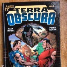 Cómics: AMERICA'S BEST COMICS TERRA OBSCURA VOLUMEN 1 - ALAN MOORE - NORMA EDITORIAL. Lote 112739223