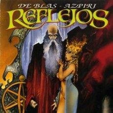 Cómics: REFLEJOS (DE BLAS / AZPIRI) CIMOC EXTRA COLOR Nº 112 - NORMA - IMPECABLE - C05. Lote 113279123