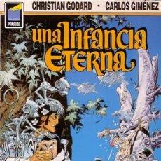 Cómics: UNA INFANCIA ETERNA (CHRISTIAN GODARD / CARLOS GIMENEZ) COL. PANDORA Nº 13 - NORMA - C05. Lote 131055331