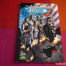 Cómics: THE AMERICAN WAY 1 ( RIDLEY ) ¡MUY BUEN ESTADO! NORMA EL DIA DESPUES 20. Lote 113340359