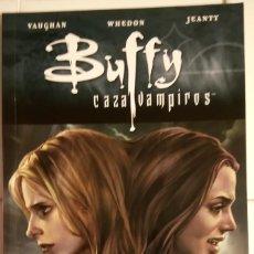 Cómics: BUFFY CAZAVAMPIROS: 8ª TEMPORADA 2: NO TIENES FUTURO DE BRIAN K VAUGHAN, JOSS WHEDON, CLIFF RICHARDS. Lote 236952875
