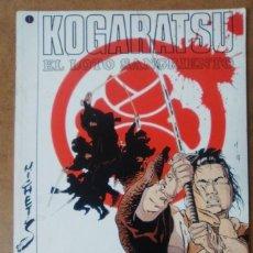 Cómics: KOGARATSU COMPLETA 5 TOMOS (BOSSE / MICHETZ) CIMOC EXTRA COLOR - NORMA - COMO NUEVO - C05. Lote 113427535