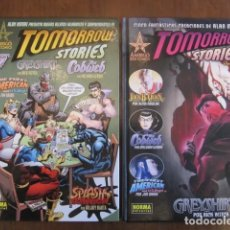 Cómics: TOMORROW STORIES. Lote 113508151