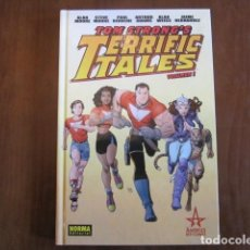 Cómics: TOM STRONG´S TERRIFIC TALES, T.1. Lote 113508451