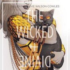 Cómics: CÓMICS. THE WICKED + THE DIVINE 3. SUICIDIO COMERCIAL - KIERON GILLEN/JAMIE MCKELVIE/WILSON COWLES. Lote 113534779
