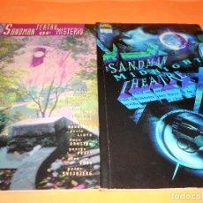 Cómics: SANDMAN MYSTERY THEATRE. DOS ESPECIALES. BUEN ESTADO.. Lote 113577503
