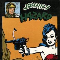 Cómics: JOHNNY HAZARD-3, DE FRANK ROBBINS (NORMA, 1984) 17-5-1946 A 8-2-1947. Lote 113725507