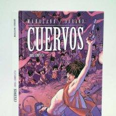 Cómics: CUERVOS. OBRA COMPLETA (MARAZANO / DURAND) GLENAT, 2007. OFRT ANTES 24E. Lote 206157101