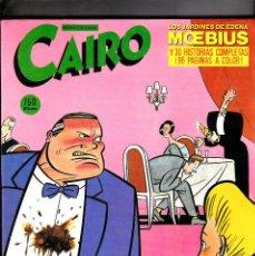 Cómics: CAIRO NORMA RETAPADO 19 CON LOS NUMEROS 58 59 60. Lote 114130587