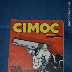 Cómics: CIMOC EXTRA SERIE NEGRA. Lote 103533371