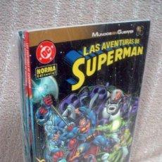 Cómics: SUPERMAN - MUNDOS EN GUERRA / COMPLETA. Lote 114285811
