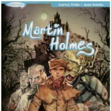 Cómics: CARLOS TRILLO. JUAN BOBILLO. MARTIN HOLMES. 48 PAGINAS. COLOR. 17 X 24 CM. Lote 151519229