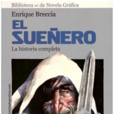Cómics: ENRIQUE BRECCIA. EL SUEÑERO. OBRA COMPLETA . 144 PAGINAS. RUSTICA.. Lote 151519206