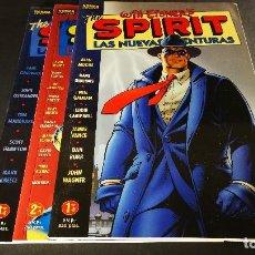 Fumetti: ORIGINAL COLECCIÓN CASI COMPLETA THE SPIRIT LAS NUEVAS AVENTURAS 3 NÚMEROS (FALTA Nº 4), NORMA. Lote 114430863