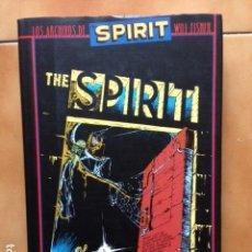 Cómics: LOS ARCHIVOS DE SPIRIT TOMO 1 DE WILL EISNER - NORMA EDITORIAL TAPA DURA PVP: 35€ . Lote 114703075