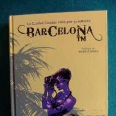 Cómics: BARCELONA TM NORMA EDITORIAL. Lote 114821267