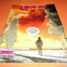 Cómics: LA GALLINA CIEGA. DE MAX CABANES. 1991 .BUEN ESTADO.. Lote 115020187