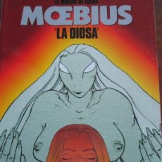 Cómics: MOEBIUS --LA DIOSA. Lote 115081167