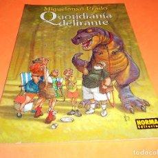 Cómics: MIGUELANXO PRADO : QUOTIDIANIA DELIRANTE (COL.M.PRADO Nº 5). BUEN ESTADO. Lote 115127655