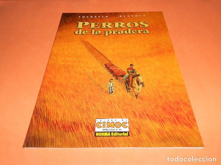 PERROS DE LA PRADERA - FOERSTER/BERTHET. BUEN ESTADO. (Tebeos y Comics - Norma - Otros)