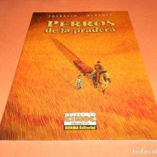 Cómics: PERROS DE LA PRADERA - FOERSTER/BERTHET. BUEN ESTADO.. Lote 115129335