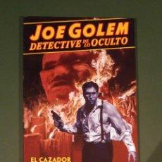 Cómics: JOE GOLEM #1: EL CAZADOR DE RATAS Y LOS MUERTOS... (DARK HORSE / NORMA) -50% PVP - MIKE MIGNOLA -. Lote 115172647