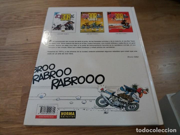 Cómics: Joe Bar Team. Christian Debarre. N° 1. Primera edición, 2000. Norma. Buen estado. Tapa dura. - Foto 2 - 115237531