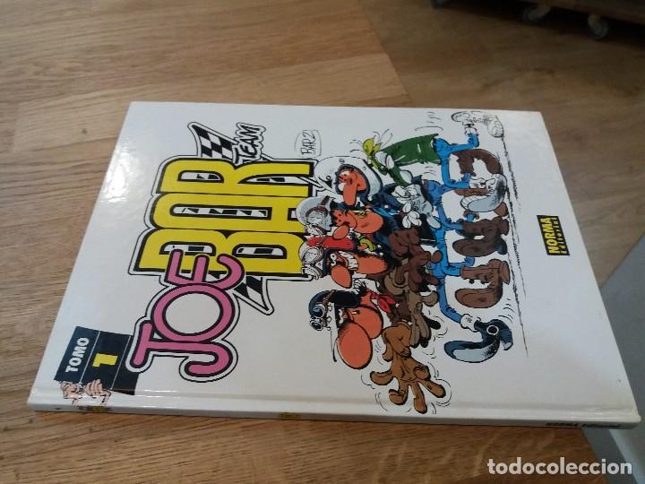 Cómics: Joe Bar Team. Christian Debarre. N° 1. Primera edición, 2000. Norma. Buen estado. Tapa dura. - Foto 3 - 115237531