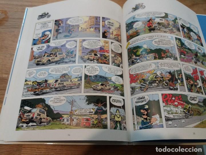 Cómics: Joe Bar Team. Christian Debarre. N° 1. Primera edición, 2000. Norma. Buen estado. Tapa dura. - Foto 4 - 115237531