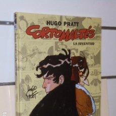 Cómics: CORTO MALTES LA JUVENTUD - HUGO PRATT - NORMA. Lote 115242171