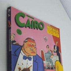 Cómics: CAIRO 19 NUMEROS 58-59-60. Lote 115243703