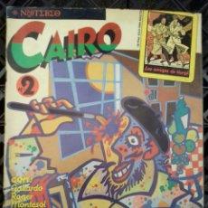Cómics: REVISTA CAIRO NO. 2. Lote 115285359