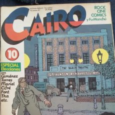 Cómics: REVISTA CAIRO NÚMERO 10.. Lote 115292576