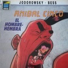 Cómics: EL HOMBRE HEMBRA PANDORA 35. Lote 115360263