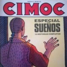 Cómics: CIMOC ESPECIAL SUEÑOS. Lote 115367663