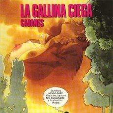 Cómics: LA GALLINA CIEGA (CABANES) - CIMOC EXTRA COLOR Nº 80/81 - NORMA - MUY BUEN ESTADO - OFI15T. Lote 115476939