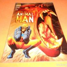 Cómics: ANIMAL MAN. LA NATURALEZA DE LA BESTIA. NORMA EDITORIAL. GRANT MORRISON. BUEN ESTADO. Lote 115496627