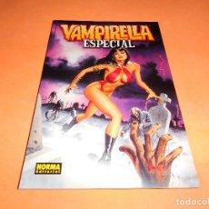 Cómics: VAMPIRELLA ESPECIAL. NORMA EDITORIAL. VARIOS AUTORES. IMPECABLE. Lote 115676835