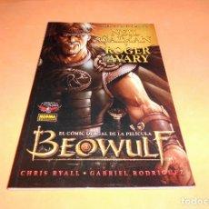 Cómics: BEOWULF -NEIL GAIMAN·ROGER AVARY·CHRIS RYALL·GARIEL RODRÍGUEZ. MUY BUEN ESTADO. Lote 115678427