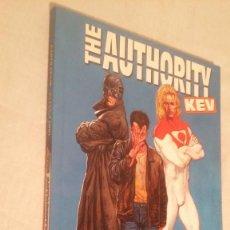 Cómics: THE AUTHORITY: KEV, GARTH ENNIS Y GLENN FABRY. NORMA (TOMO 2006) . Lote 116106023