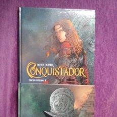 Cómics: CONQUISTADOR COMPLETA NORMA. Lote 116188147