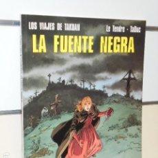 Cómics: CIMOC EXTRA COLOR Nº 133 LOS VIAJES DE TAKUAN LA FUENTE NEGRA - NORMA -. Lote 253781990