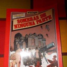 Cómics: CIMOC EXTRA COLOR Nº8 SOMBRAS DE NINGUNA PARTE (WININGER).. Lote 116219303