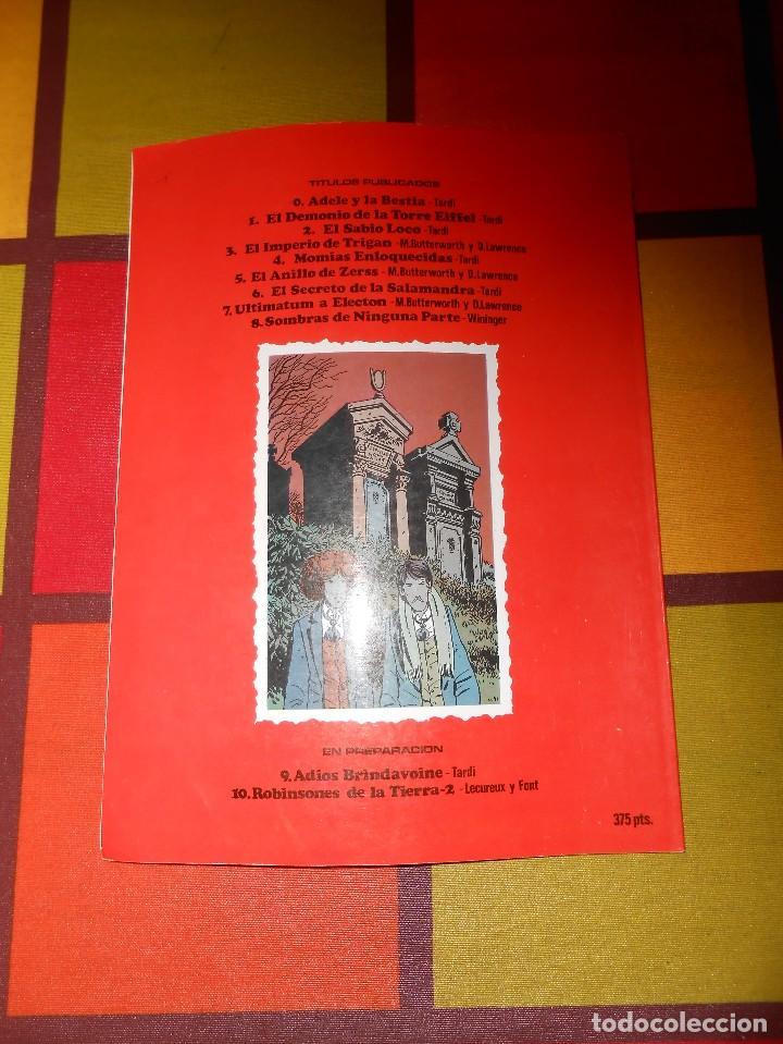 Cómics: CIMOC EXTRA COLOR Nº8 SOMBRAS DE NINGUNA PARTE (WININGER). - Foto 2 - 116219303