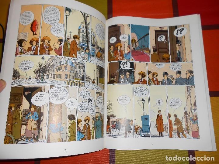Cómics: CIMOC EXTRA COLOR Nº8 SOMBRAS DE NINGUNA PARTE (WININGER). - Foto 3 - 116219303