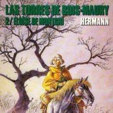 Cómics: NORMA COLECCIÓN ESTRA COLOR 86, LAS TORRES DE BOIS-MAURY.2 ELOÏSE DE MONTGRI. HERMANN. Lote 116285451
