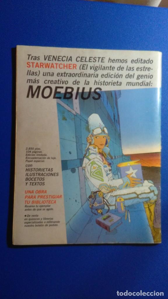 Cómics: CIMOC Nº 66 DE NORMA EDITORIAL. - Foto 2 - 116335055