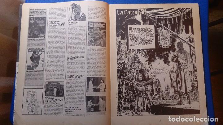 Cómics: CIMOC Nº 66 DE NORMA EDITORIAL. - Foto 5 - 116335055