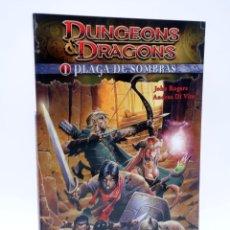 Cómics: ALQUIMIA 21. DUNGEONS & DRAGONS 1 PLAGA DE SOMBRAS (ROGERS / DI VITO) NORMA, 2012. OFRT ANTES 15E. Lote 228573000