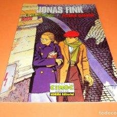 Cómics: JONAS FINK 3. LA JUVENTUD. VITTORIO GIARDINO. CIMOC EXTRA COLOR Nº 150 . 1998. MUY BUEN ESTADO. Lote 116439159